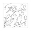 Magnolia Morning - Reusable Pattern (6 pack) SPO