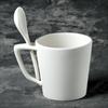Snack Mug w/ Spoon/6