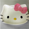 HELLO KITTY PLATE/HKX004/BB04176