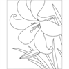 Easter Lily - Reusable Pattern (6 pack) SPO