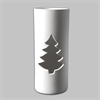 Cone Tree on Base - Large/6 SPO