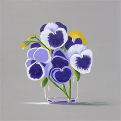 Pattern Pack - Pansy Still Life/1 SPO