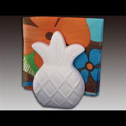 KITCHEN Pineapple Napkin Holder/4 SPO