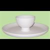 KITCHEN Chip&Dip Server-Cake Stand,Reversible/2 SPO
