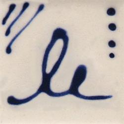 BLUE DESIGNER LINER
