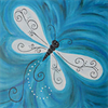 Pattern Pack - Dragonfly Drifting By/1 SPO
