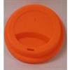 MUGS ORANGE SILICONE(PKG 6) LID for CCX110/149/6