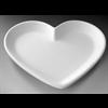 PLATES Large Heart Dish/4  SPO