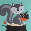 Pattern Pack - Grey Squirrel/1 SPO
