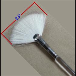 Picture of 2835-8 Fan Glaze Brush