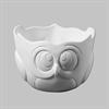 HOME DÉCOR Owl Flower Pot/6