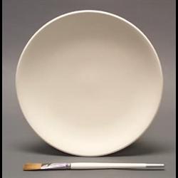 "PLATES COUPE DINNER 9 3/4"" PLAT/12 SPO"