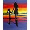 Pattern Pack - Mother and Child Silhouette/1 SPO