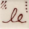 BROWN DESIGNER LINER