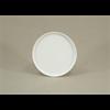Modern Round Salad Plate/ SPO