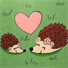 Pattern Pack - Hedgehog Love/1 SPO