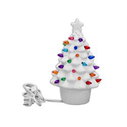 Lighted Christmas Tree.Seasonal Small Lighted Christmas Tree 1 Spo