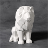 KIDS Faceted Lion/2