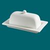 KITCHEN Rimmed Butter Dish/6