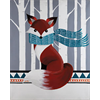 Pattern Pack - Woodland Fox/1 SPO