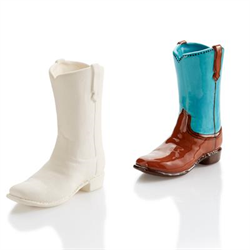 KIDS COWBOY BOOT PARTY ANIMAL/8 SPO